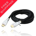 Gold Premium Quality 3M HDMI Cable